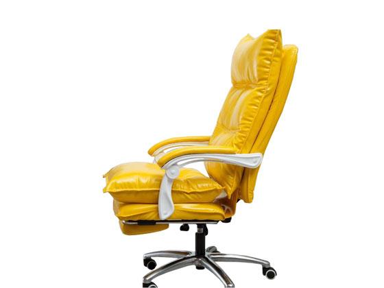 带头枕办公椅样式