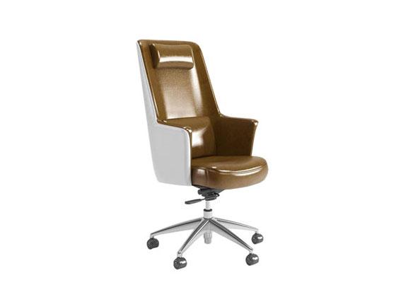简约透气电脑椅样式
