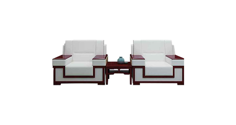 中式贵宾接待沙发