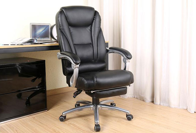 人体工学老板电脑椅