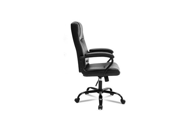 真皮老板椅 可升降经理椅 LBY046