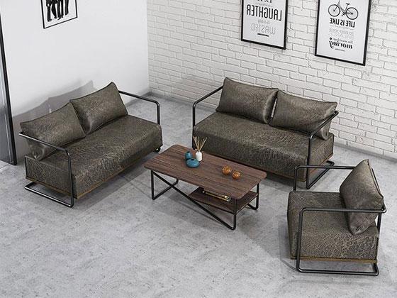 现代简约办公沙发