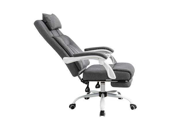 真皮�k公老板椅 �理主管��X椅 LBY043