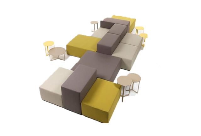 服务大厅沙发