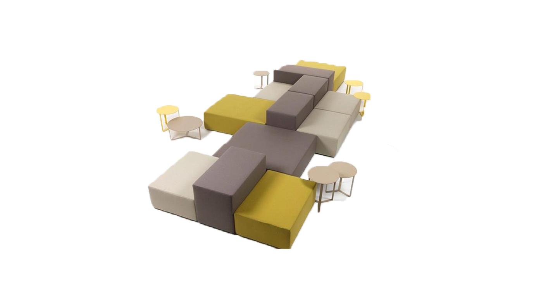 公司大厅沙发