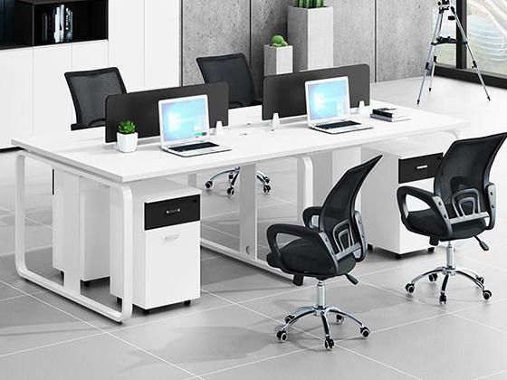 屏风式办公桌