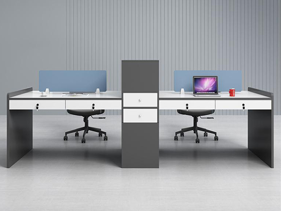 六人位办公桌