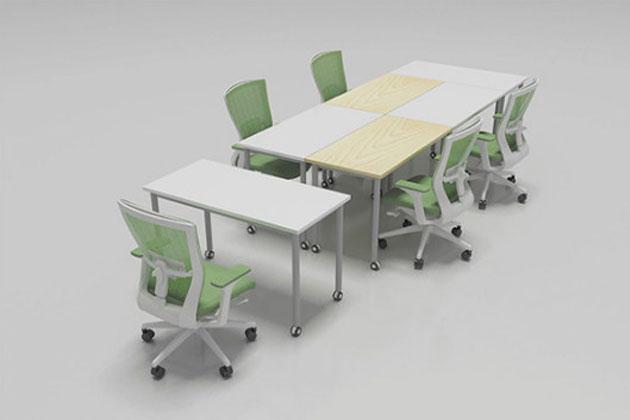 组合型会议桌