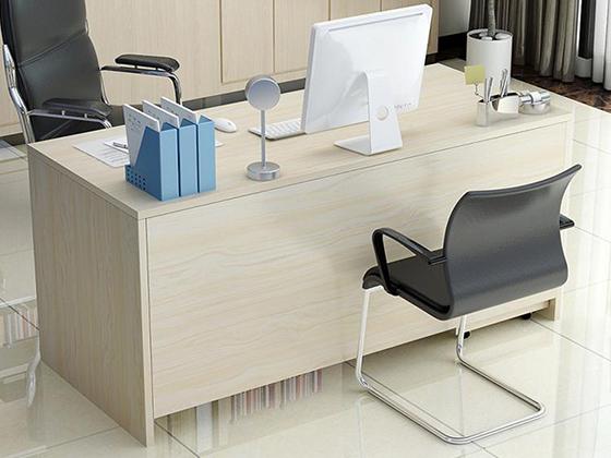 单人员工办公桌