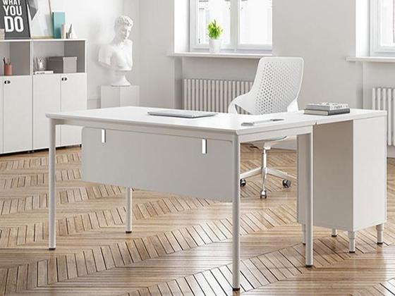 钢架简约办公桌