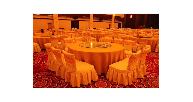 酒店宴会餐桌椅