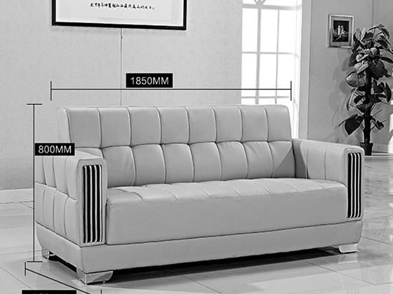 小型办公室的沙发尺寸-办公沙发-品源沙发