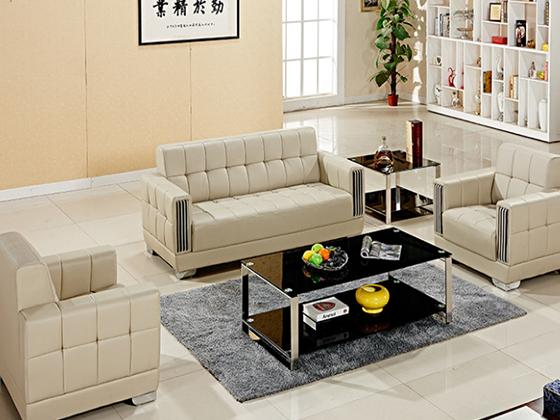小型办公室的沙发-办公室沙发-品源办公沙发
