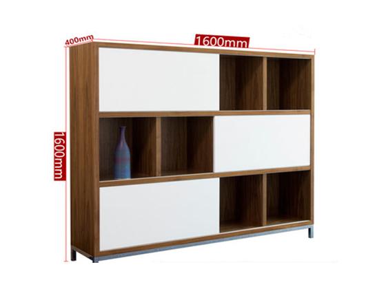 学校实木展示柜尺寸-品源展示柜尺寸