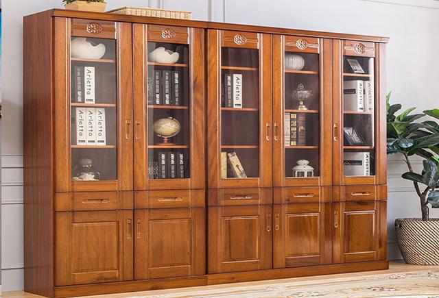 �k公室��木文件柜―�r尚��木文件