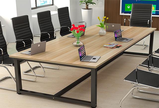 长会议桌_长条会议桌椅_长条会议桌尺寸
