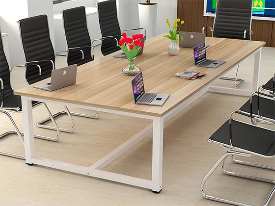 长条会议桌椅-办公室会议桌-品源办公室会议桌