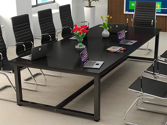 长条会议桌椅-会议桌定制-品源会议桌