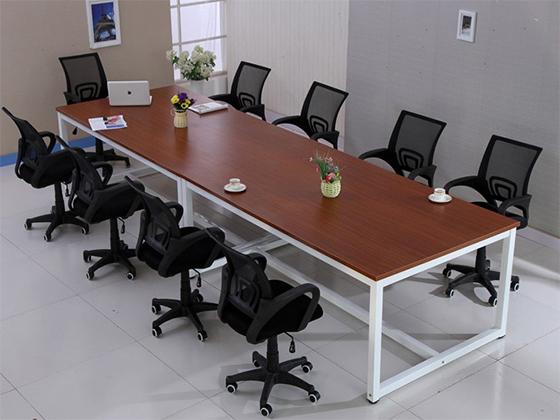 现代会议桌椅-办公室会议桌-品源办公室会议桌