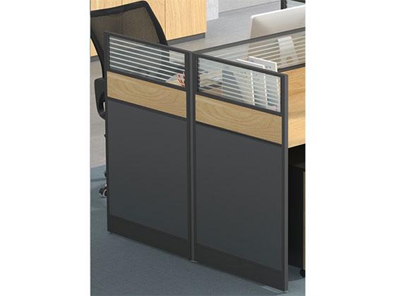 六人位办公桌-隔断式办公桌-品源办公桌