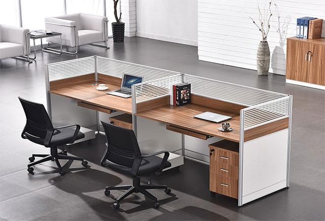 办公桌铝合金隔断