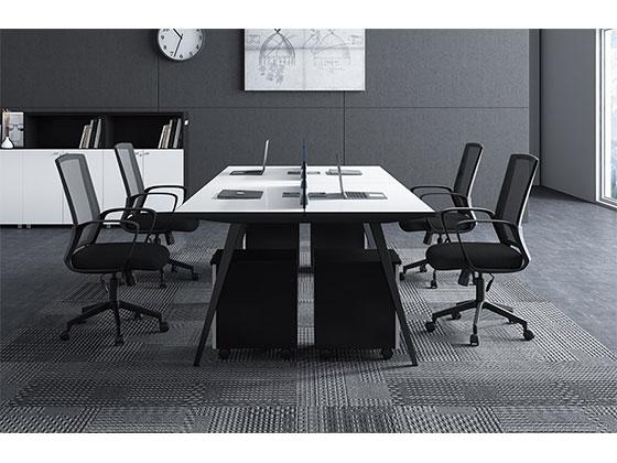 公司组合办公桌-隔断式办公桌-品源办公桌