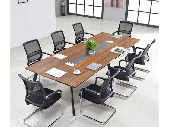 简约现代小型板式培训桌-办公室会议桌-品源办公室会议桌