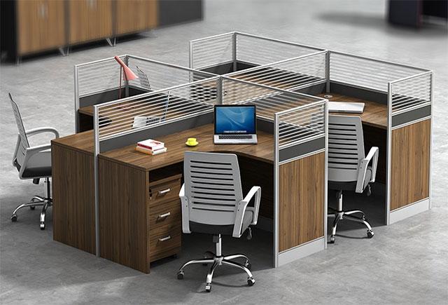办公桌金属屏风