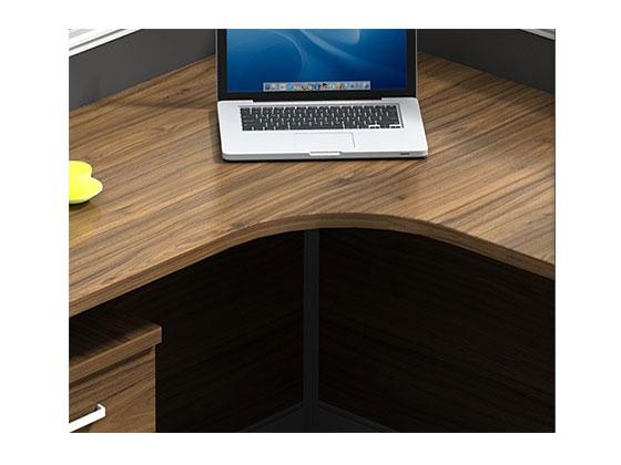 6人办公隔断-隔断式办公桌-品源办公桌