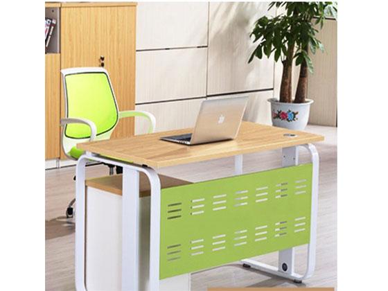 职员区屏风办公桌-屏风式办公桌-品源办公桌