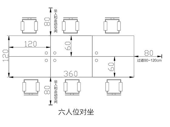 四人办公桌尺寸尺寸-屏风办公桌-品源办公桌