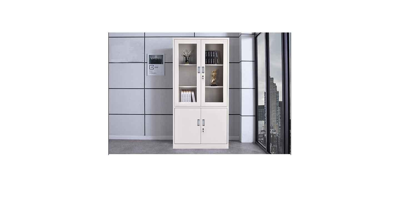 办公铁皮文件柜办公室文件柜-品源文件柜