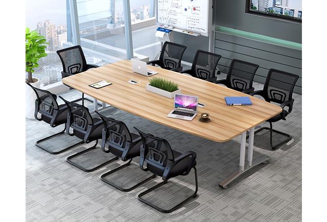 办公室小型会议桌_小会议桌_小型会议室办公桌_小办公室会议桌