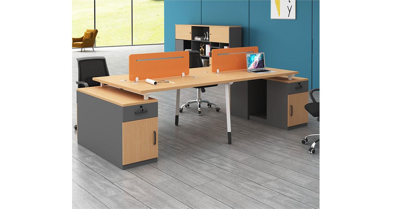 工作位-屏风办公桌-品源办公桌