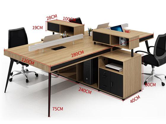 �p人屏�L�k公桌尺寸-屏�L�k公桌-品源�k公桌