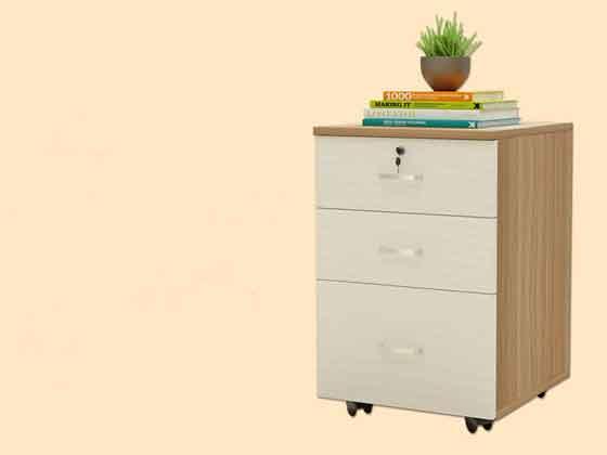 办公室矮柜-文件柜定制-品源文件柜