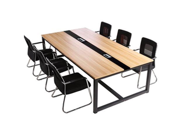 六人会议桌_六人位会议桌