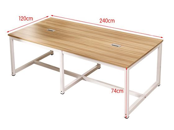 六人位会议桌-会议桌-品源会议桌