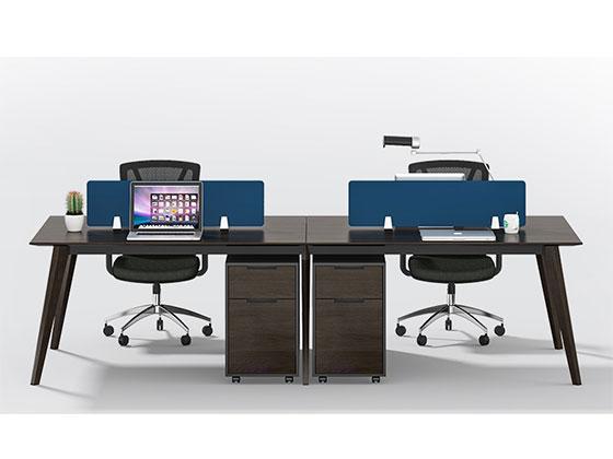 职员办公桌厂家-屏风办公桌-品源办公桌