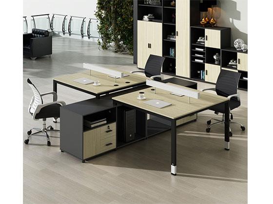 员工位尺寸-屏风式办公桌-品源办公桌