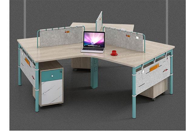 三人屏�L桌-三人位屏�L桌尺寸