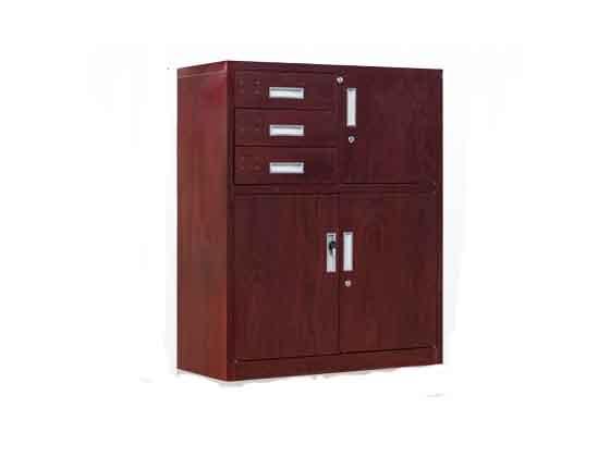 学校铁皮柜-办公文件柜-品源文件柜