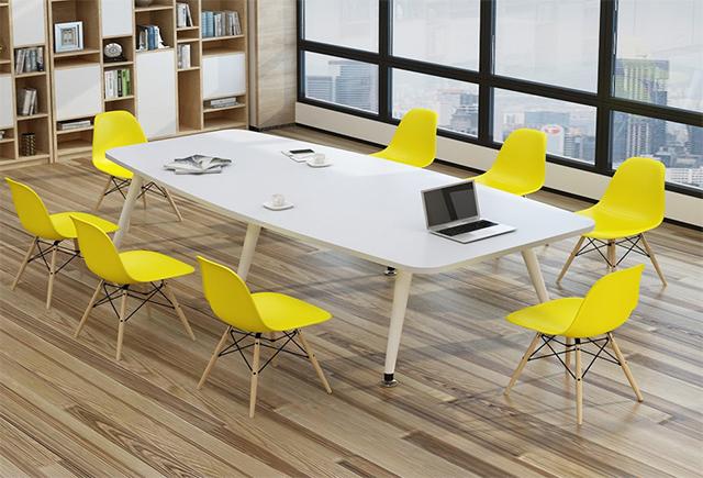 八米大会议桌_8米长板式会议桌_8m会议桌