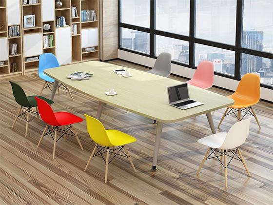 八米大会议桌-会议桌尺寸-品源会议桌