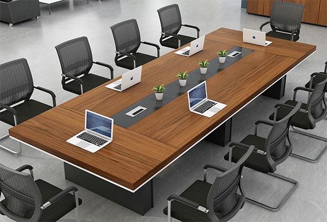 10人会议桌_10人会议桌标准尺寸