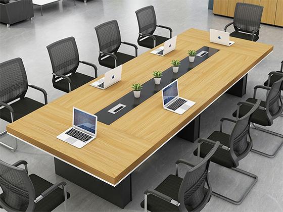 10人会议桌标准尺寸-会议桌定制-品源会议桌