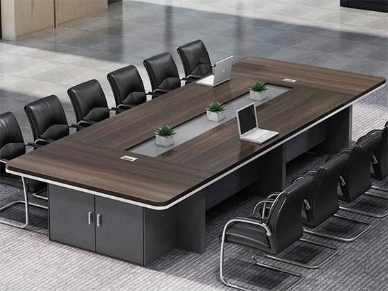 10人会议桌-会议桌-品源会议桌
