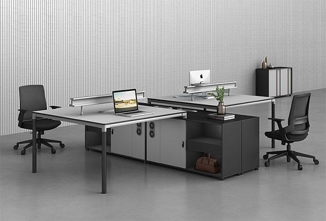 办公桌子隔断_办公桌桌上屏风