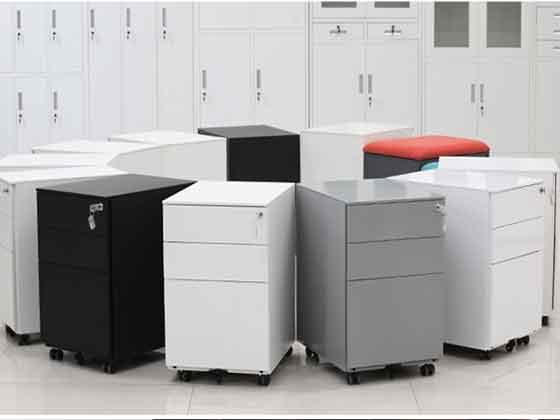 铁皮档案柜-文件柜定制-品源文件柜