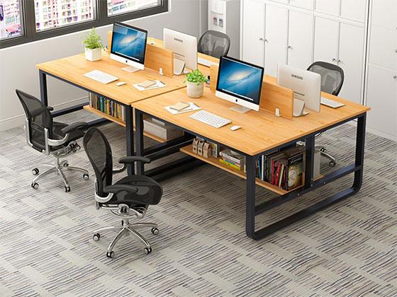 办公室隔断桌-隔断办公桌-品源办公桌